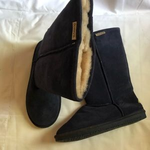 Bear Paw Suede Boots Sz 10